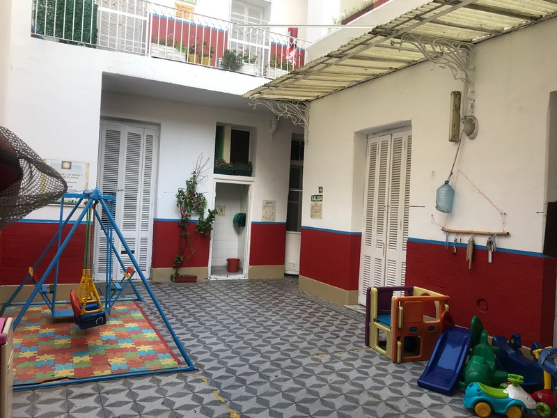 nuestro patio de juegos salas de 2 y 3