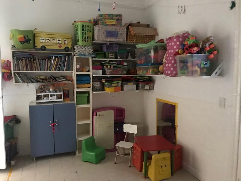 sala violeta 2 años